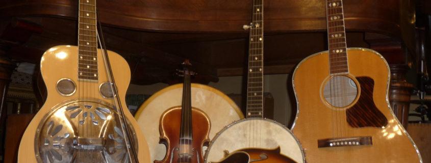 Instruments à cordes divers