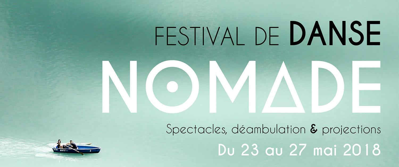 affiche festival nomade