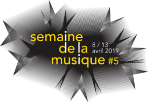 Logo de la Semaine de la musique #5