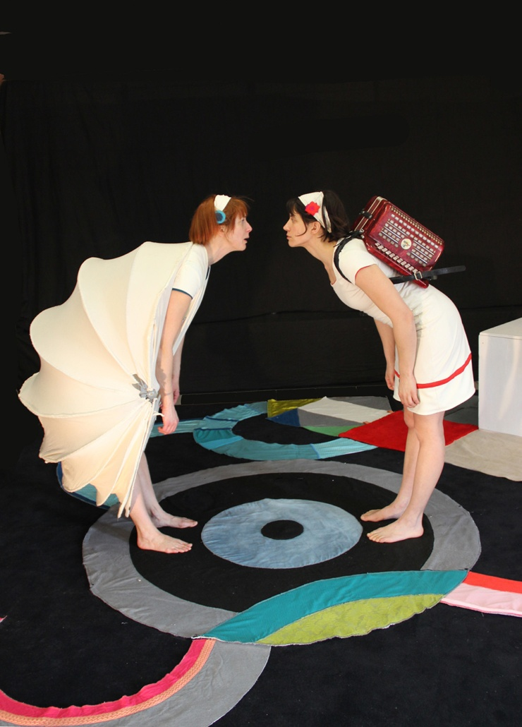 Photo du spectacle ToiIci & MoiLà