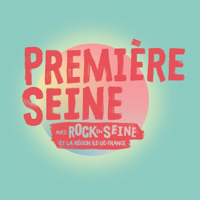 Logo Première Scène du Tremplin Rock