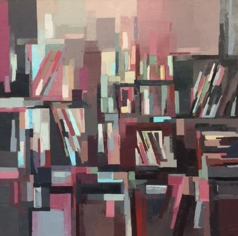 Bibliothèque mauve, Anne Jacob Van de Kerchove