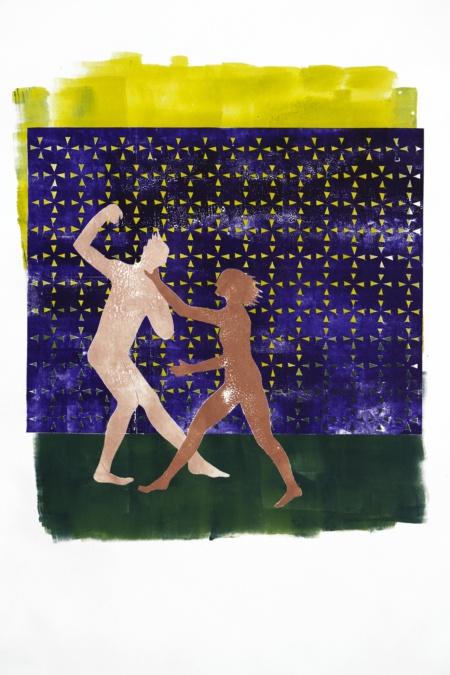 Geste d'amour 2, Julie Chapallaz