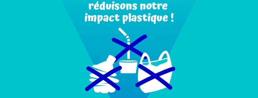 Bannière No Plastic Challenge