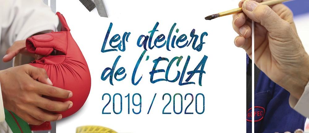 Couverture de la brochure 2019 /2020