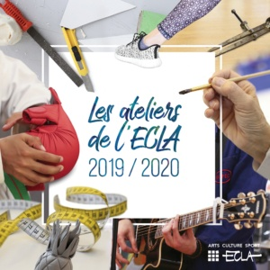 Couverture de la brochure 2019 /2020