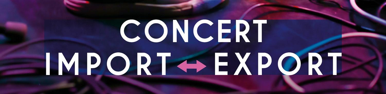 Concert Import-Export