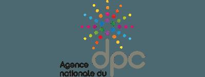 Logo de l'Agence nationale du DPC