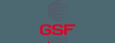 Logo de GSF