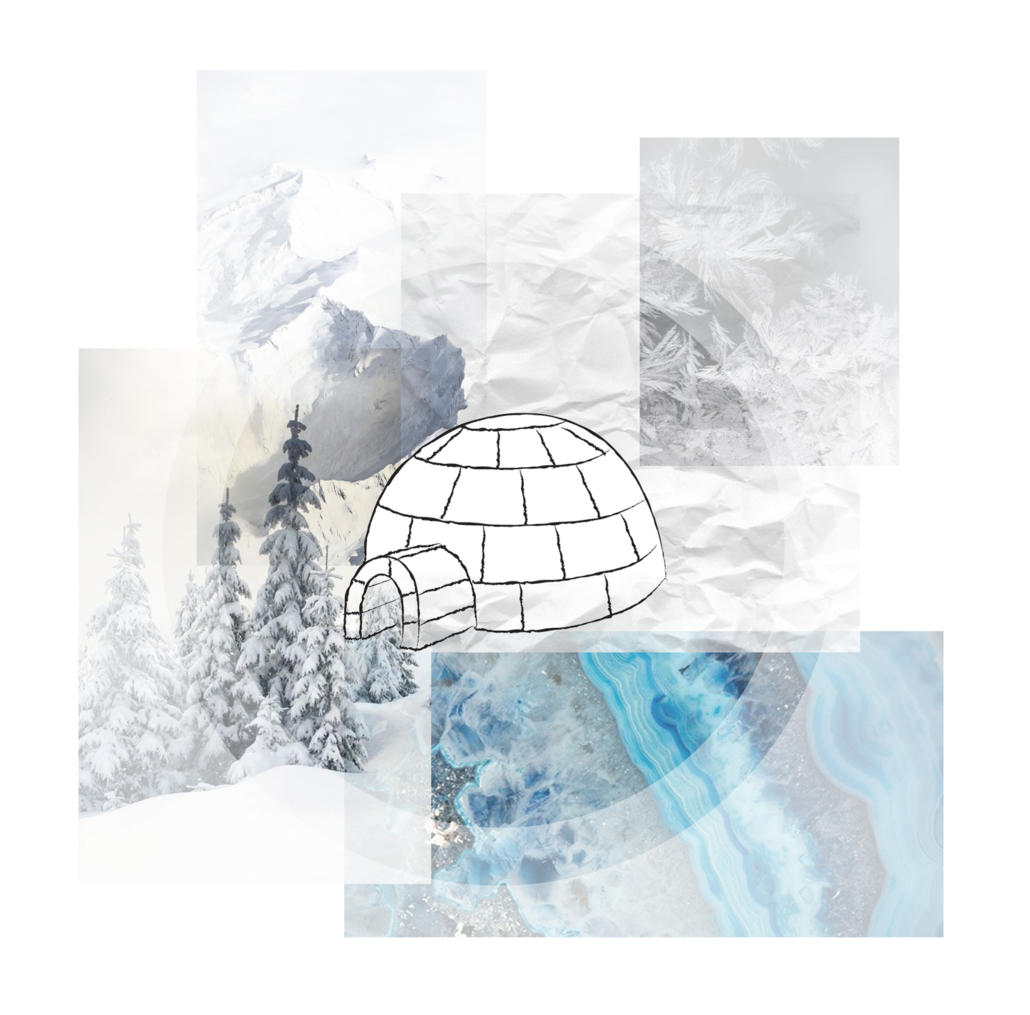 Dessin d'igloo