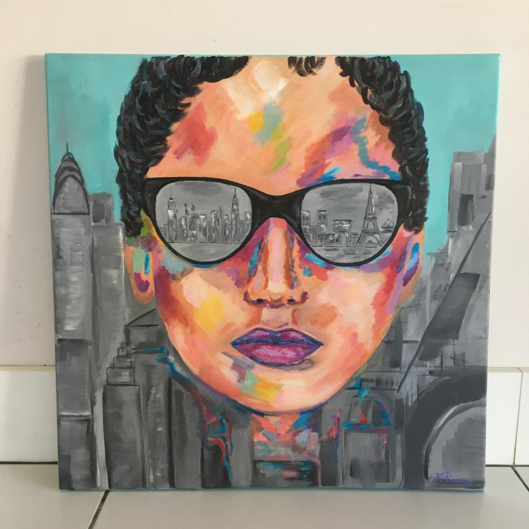 Peinture de Karine Prince