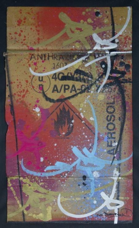 Aérosol Part I, Darco