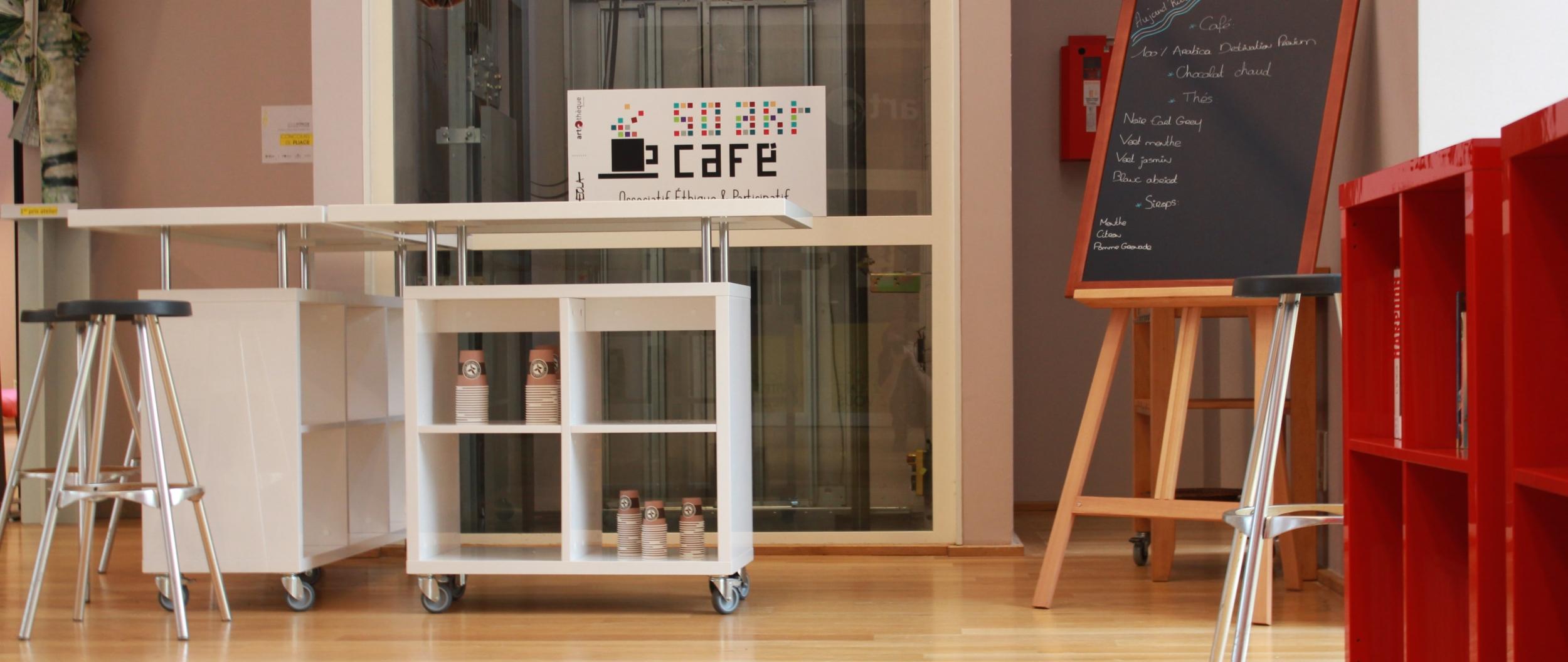 Logo du So Art Café