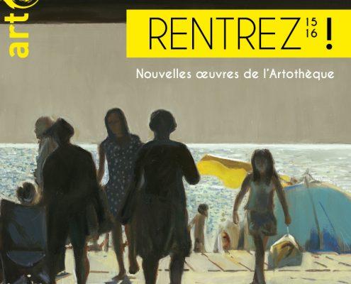 Affiche de l'exposition Rentrez 13 14 !