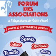 Flyer Forum des associations