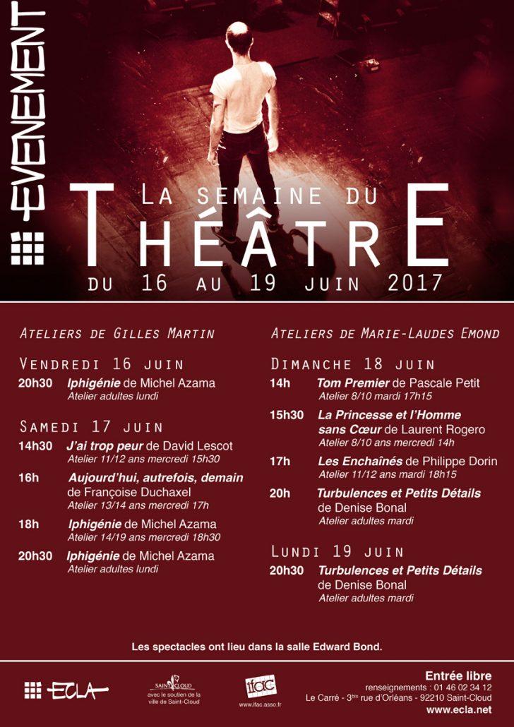 Affiche Théâtre A3