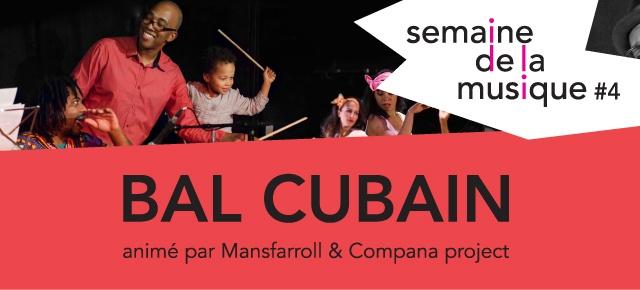 Visuel du bal cubain