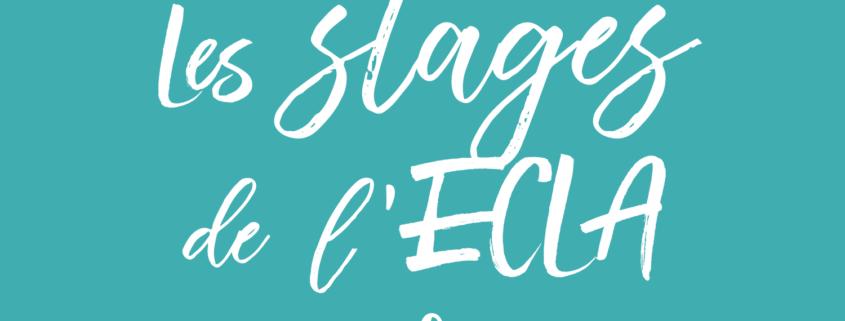 Les stages de l'ECLA