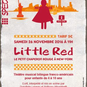 Little Red - Spectacle 4/10 ans