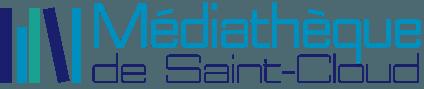 Logo de la Médiathèque de Saint-Cloud