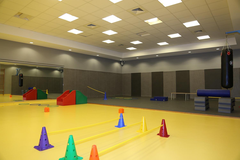 Salle de sport Eunyce Barber