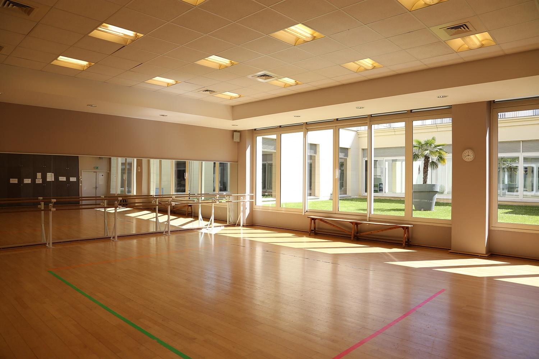 Salle de danse Matt Mattox