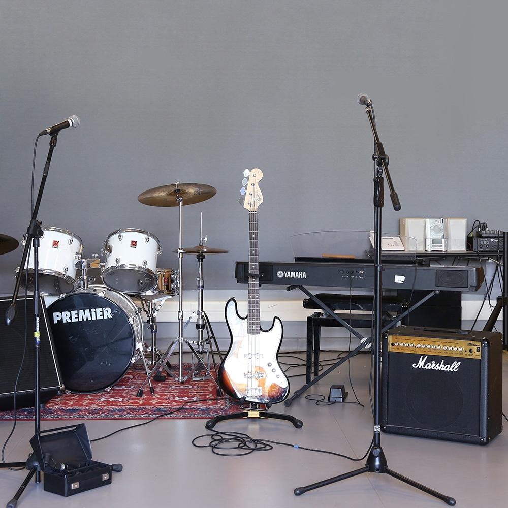 Le studio Piaf