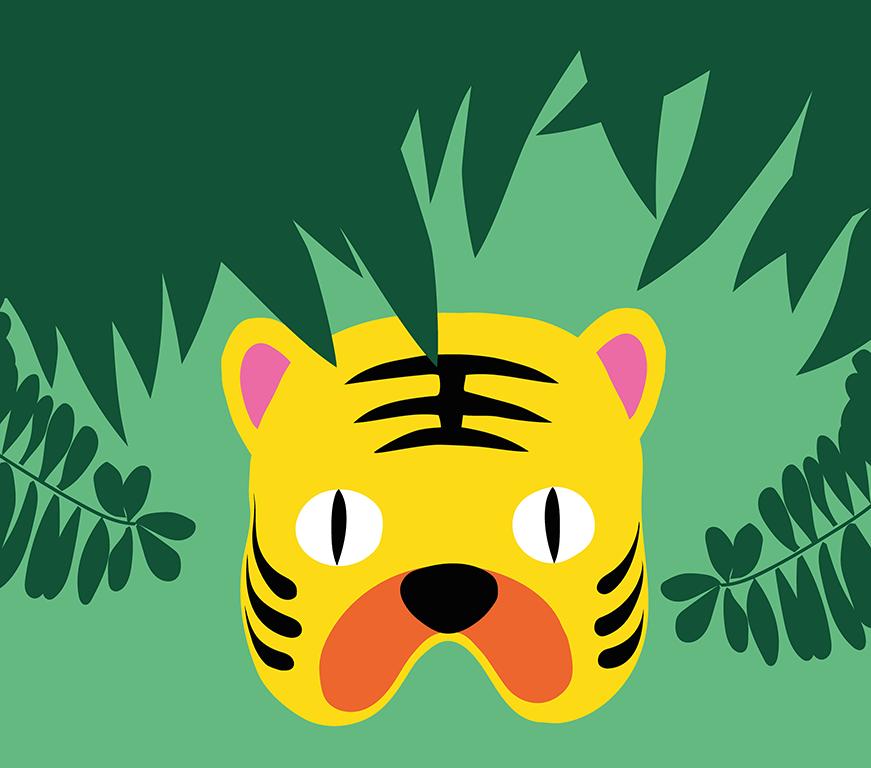 visuel masques